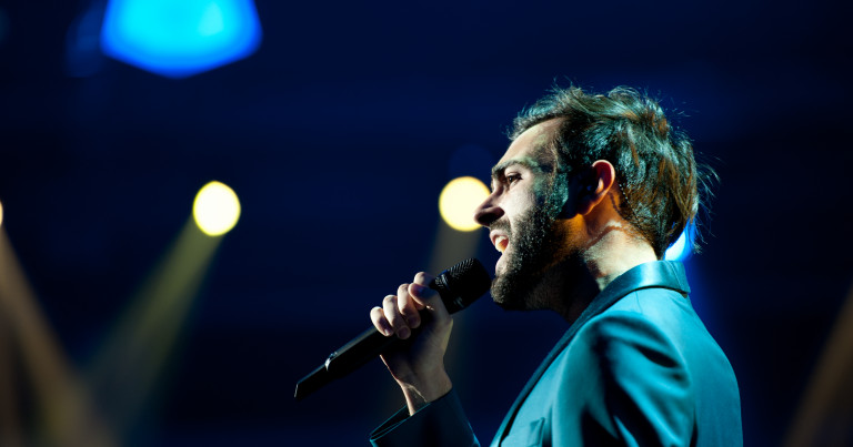 Marco Mengoni came 7th in Malmö with his song L'Essenziale