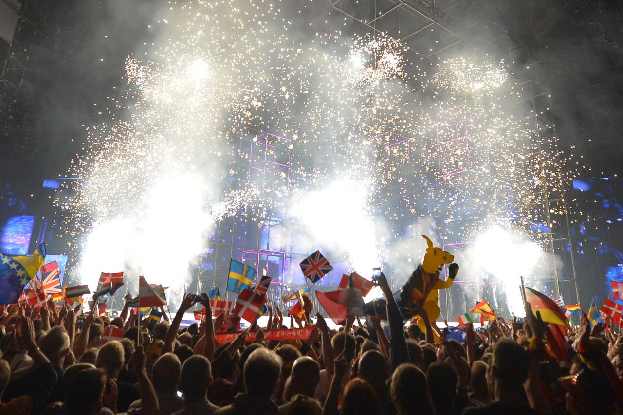 The 61st edition of the Eurovision Song Contest will take place in Stockholm, Sweden