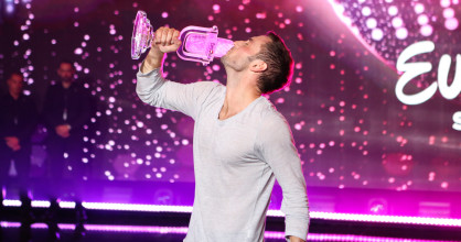 Måns Zelmerlöw is both Melodifestivalen's and Eurovision Song Contest's latest winner