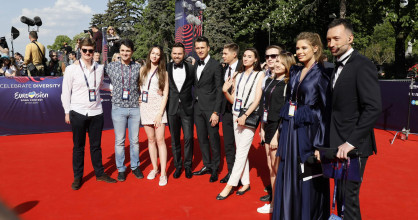 Red Carpet of the 2017 Eurovision Song Contest
