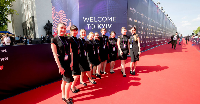 Red carpet Kyiv 2017