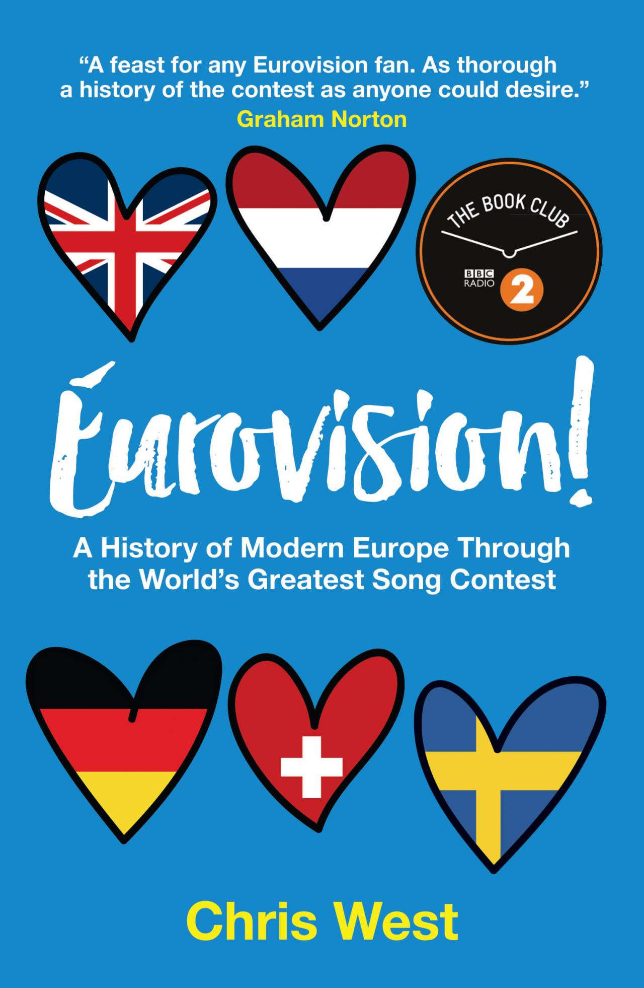 Eurovision! by Chris West