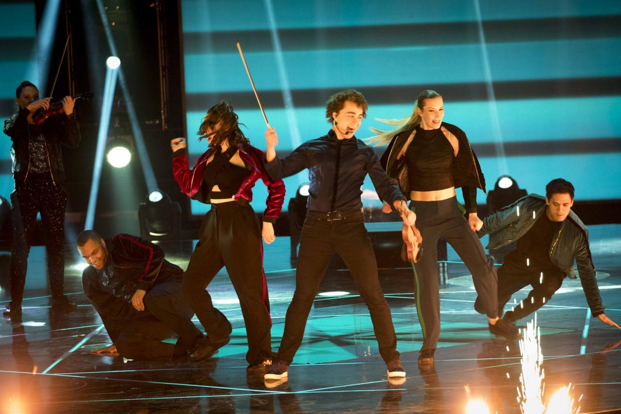 Pictures from the Norwegian national selection for Eurovision 2018, 'Melodi Grand Prix'