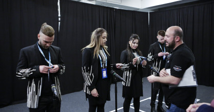 Ukraine Backstage
