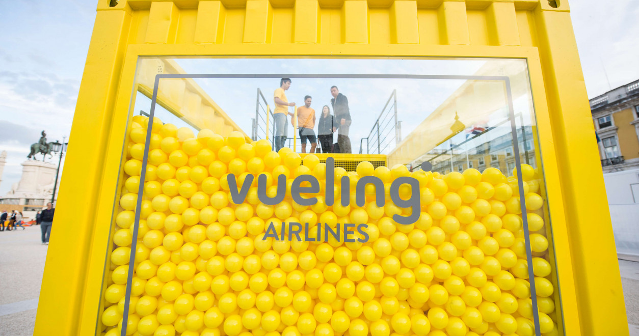 Eurovision fans looking for Vueling vouchers and free tickets to the Grand Final.