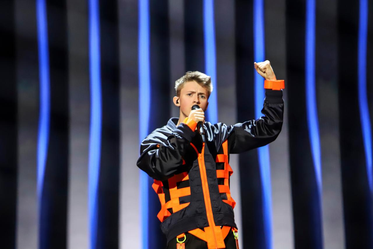 Eliot represented Belgium at the Eurovision Song Contest in 2019