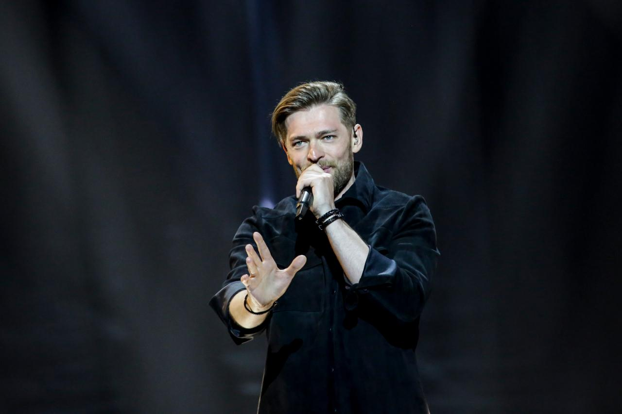 Jurijus represented Lithuania at the Eurovision Song Contest in 2019