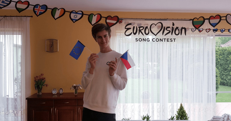 Celebrating Eurovision at home