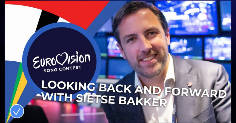 Looking back and forward with Executive Producer Sietse Bakker