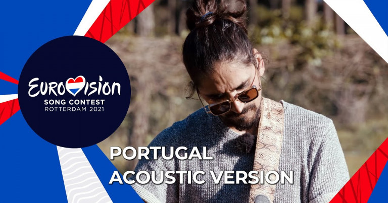 The Black Mamba - Love Is On My Side  - Portugal 🇵🇹 - Acoustic Version - Eurovision 2021